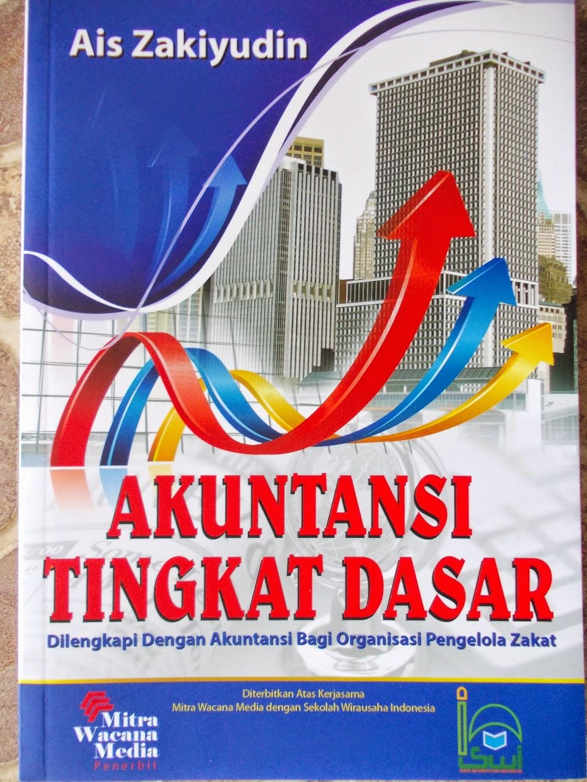Ais Zakiyudin Judul Buku Akuntansi Tingkat Dasar