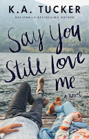 review of Say You Still Love Me by K. A. Tucker