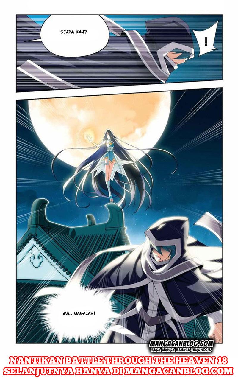 Battle Through Heaven Chapter 17-23