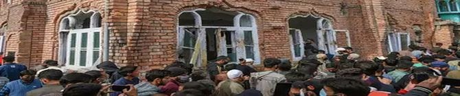 Shopian Encounter: How A Mosque Was Saved And Five Terrorists Killed