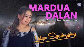 Lagu Batak Mardua Dalan Kunci Gitar - Lidya Sigalingging