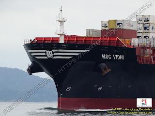 MSC Vidhi