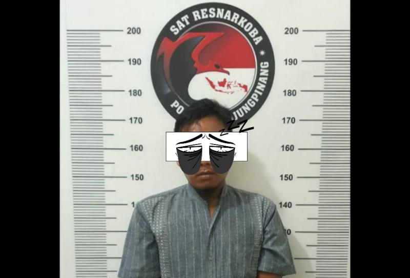 Polres Tanjungpinang Kembali Ringkus Residivis Kasus Pembunuhan Karena Jual Sabu