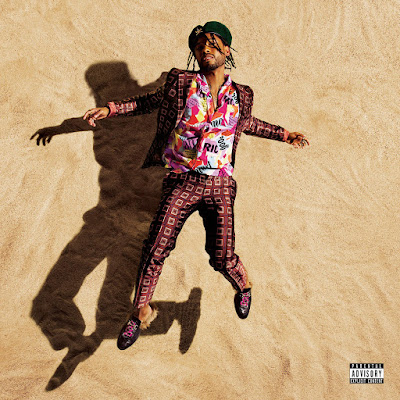 Miguel - War & Leisure Cover