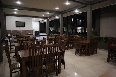 Restoran Grand Senggigi Hotel Lombok