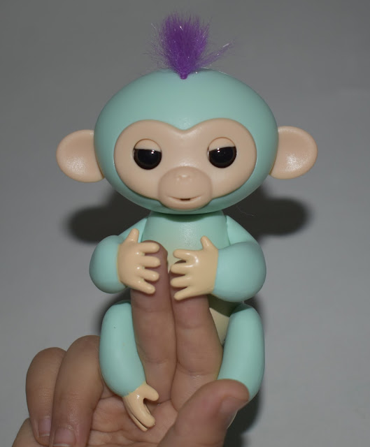 Fingerlings Baby Monkey review