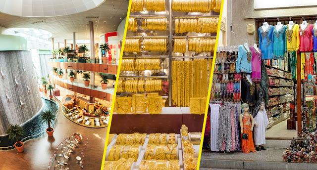 Shopping in Dubai Online