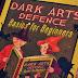 Por trás das cenas: sala de Defesa Contra as Artes das Trevas