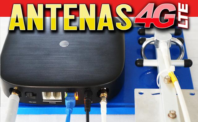 Utilizar Antenas WiFi Externas en Modem/Router 3G 4G-LTE   TEST VELOCIDAD