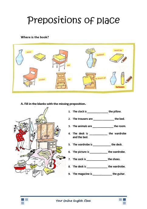 Number Names Worksheets » Basic English Grammar For Children Pdf ...