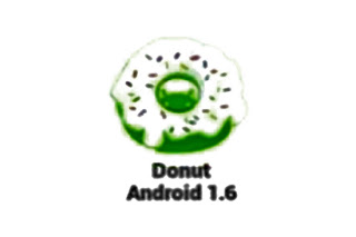 Android version 1.6 Donut