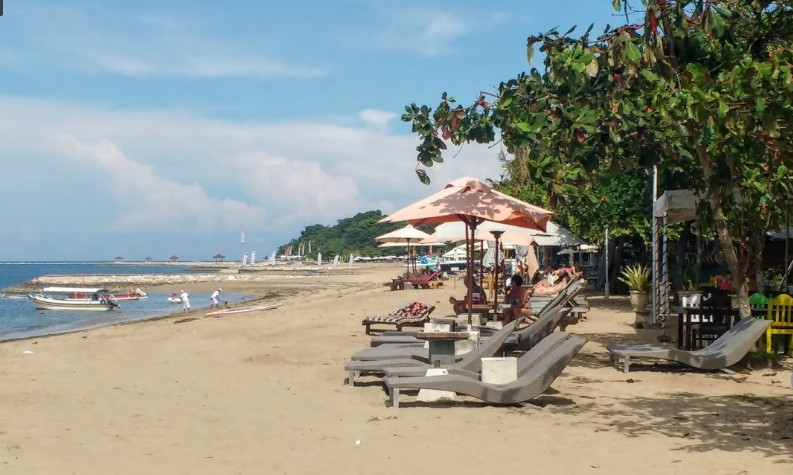 Daya Tarik Objek Wisata Pantai Segara Ayu Di Sanur Denpasar