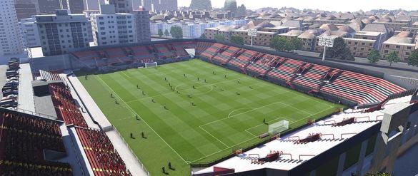 Stadium Bento Freitas For eFootball PES 2021