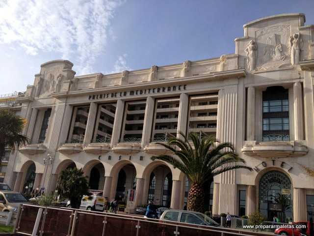 edificios bonitos para ver en Niza
