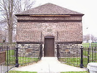 Parte del fuerte que aún se conserva