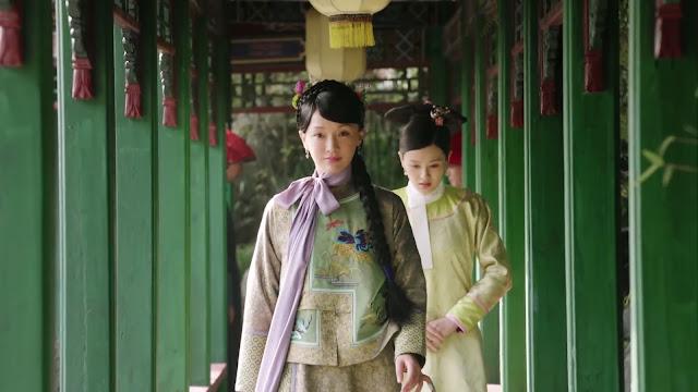 Zhou Xun Ruyi's Royal Love in the Palace cdrama