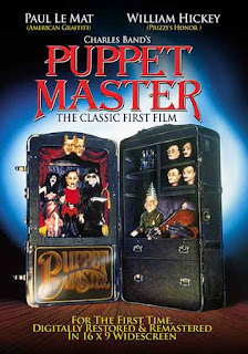 Puppet Master – La venganza de los muñecos / Poster