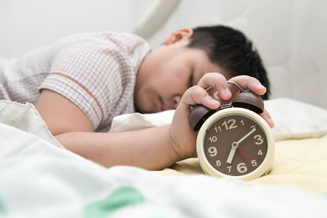 Ternyata, Kurang Tidur Pengaruhi Kondisi Mental Anak