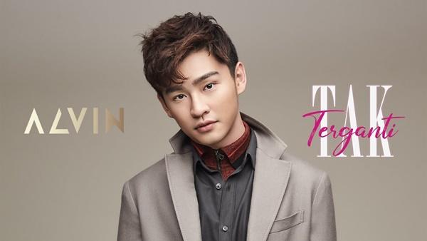 Lagu baru Alvin Chong Tak Terganti