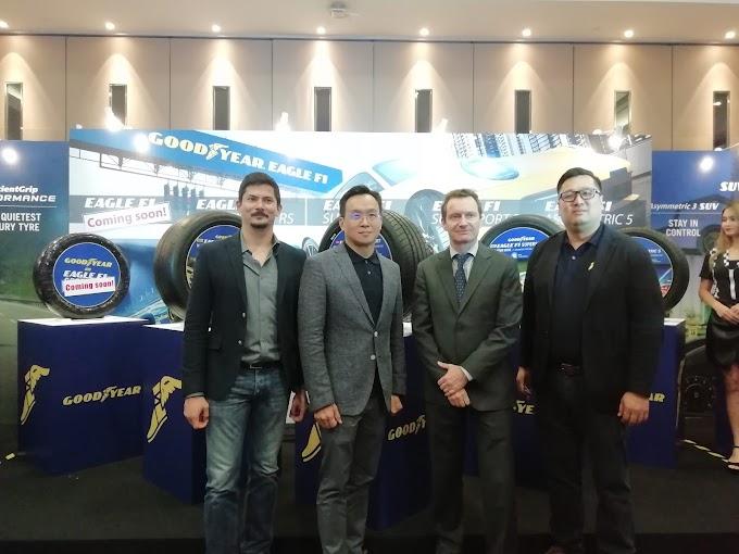 EAGLE F1 Finally Land in Malaysia