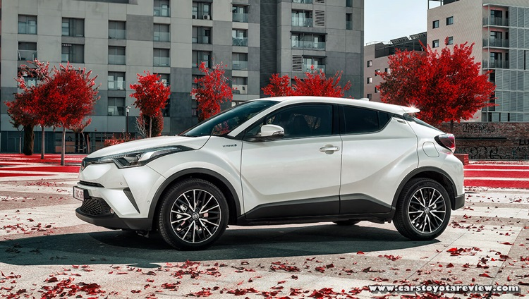 Toyota C-HR 2018 Models