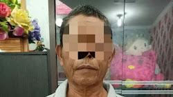 Raba dan Cium Kemaluan Anak 3 Tahun, Pria Tua di Tebingtinggi Ditangkap Polisi