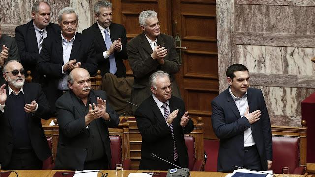 Ο πρωθυπουργός των ψευδαισθήσεων και οι μισέλληνες Έλληνες