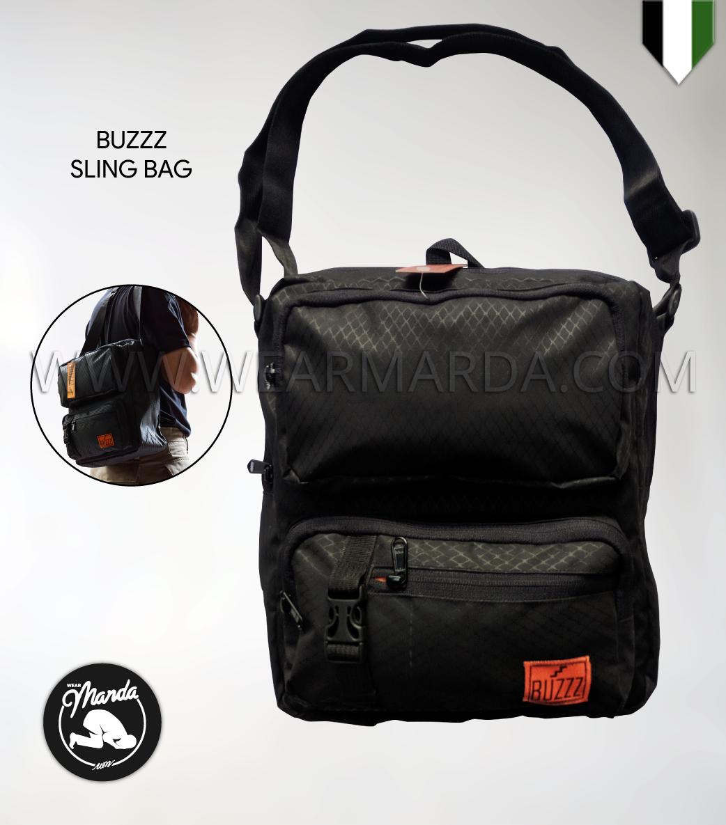 TAS SELEMPANG SLING BAG BUZZ