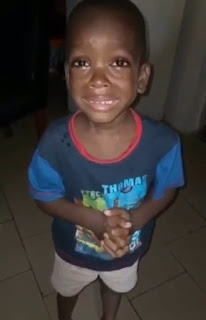 'This Video Was Done To Show How My Intelligent Son Use To Dramatics Not To Abuse Him' - Mother Of Little Boy Who Begged Her To CALM DOWN Breaks Silence