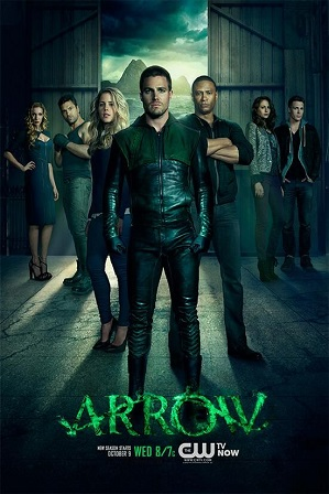 Arrow Season 1-2-3-4-5 Download Free