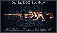 Cheytac M200 BloodMoon