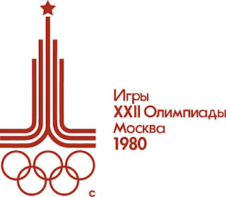 Moscow 1980 Olympic Logo
