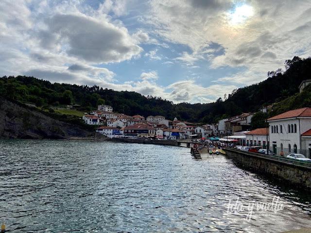 Ruta por Asturias Tazones