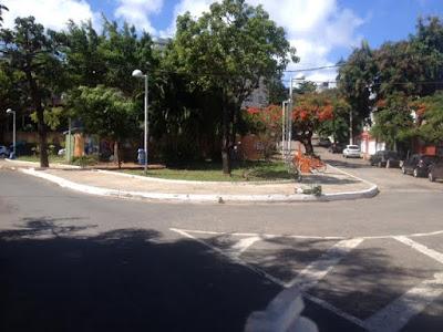 Comunicado da Amarv sobre a obra de requalificação da Praça Carlos Batalha