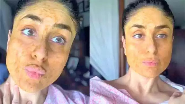 Kareena Kapoor Khan is Taking Special Care of Face in lockdown