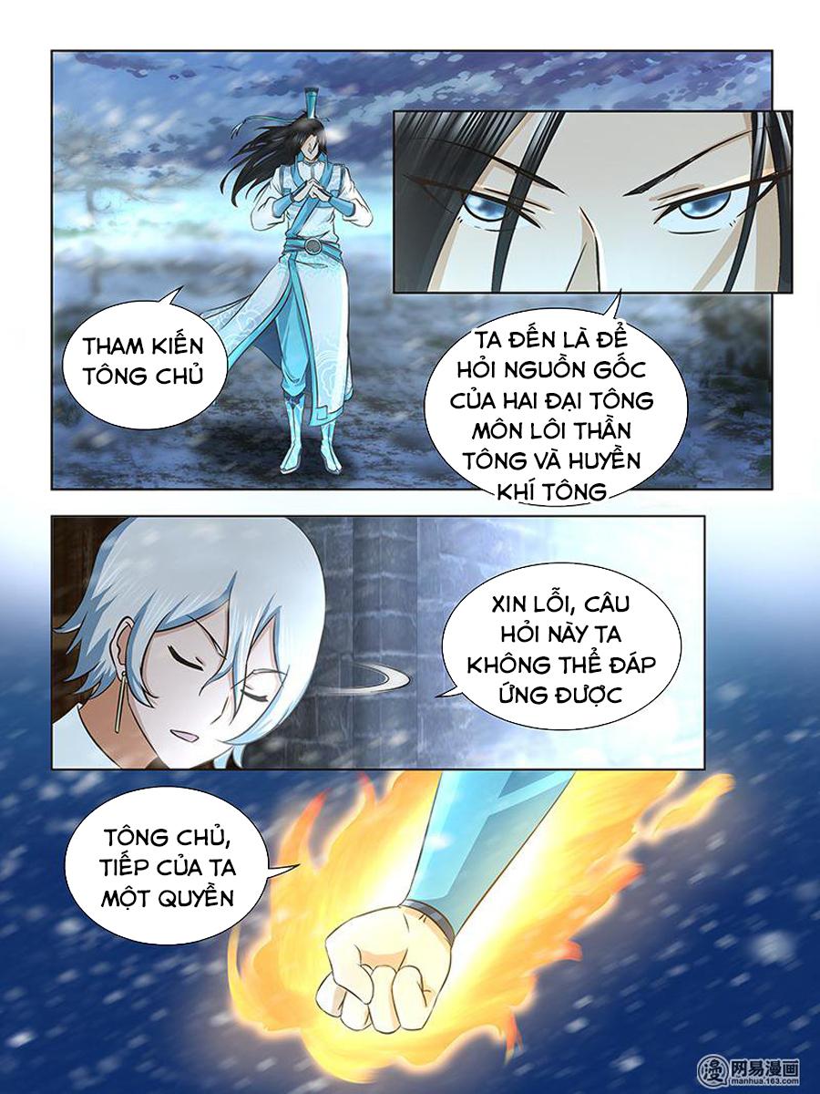 Vĩnh Hằng Chí Tôn chap 177 - Trang 12
