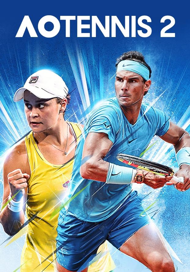 تحميل لعبة التنس العالمية AO Tennis 2