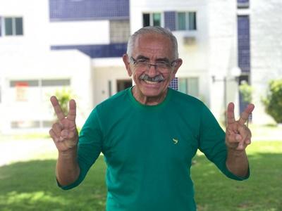 Yves Ribeiro (MDB) busca apoiadores e promete campanha para o segundo turno voltada para a sua trajetória política em Paulista, além do combate a fake news