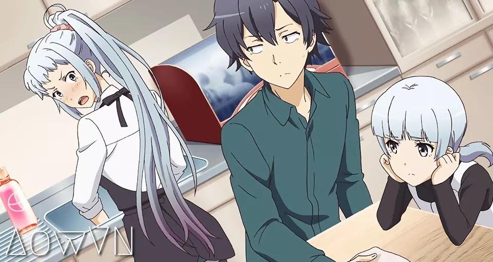 AowVN.org m%2B%25286%2529 - [ Anime 3gp Mp4 ] Yahari Ore no Seishun Love Comedy wa Machigatteiru BD SS1 + SS2 + OVA | Vietsub
