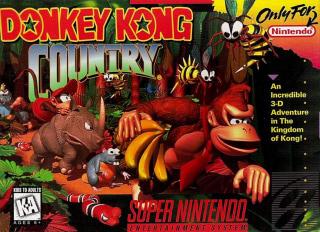Jogo retro online Donkey Kong Country Snes