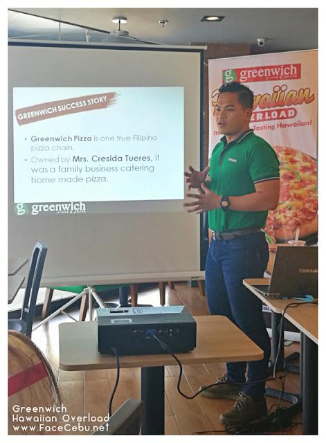 Greenwich Visayas - Trade Marketing Officer, Jay Delos Angeles