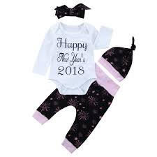 Happy New Year 2018 Outfits