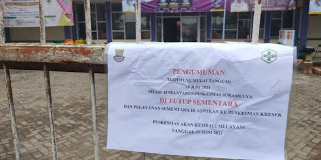 5 Puskesmas Di Tangerang Ditutup Usai Puluhan Nakes Terpapar Covid-19