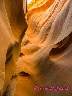 下羚羊峽谷