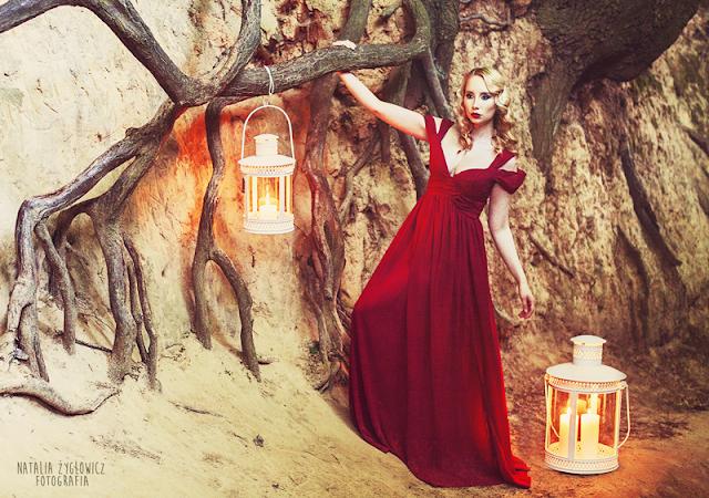 I got my red dress on tonight..