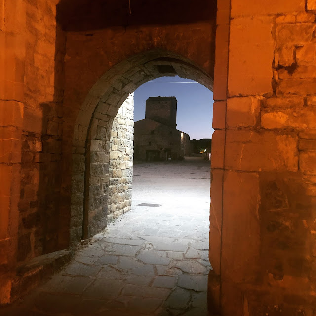 Castillo de Ainsa (Huesca)