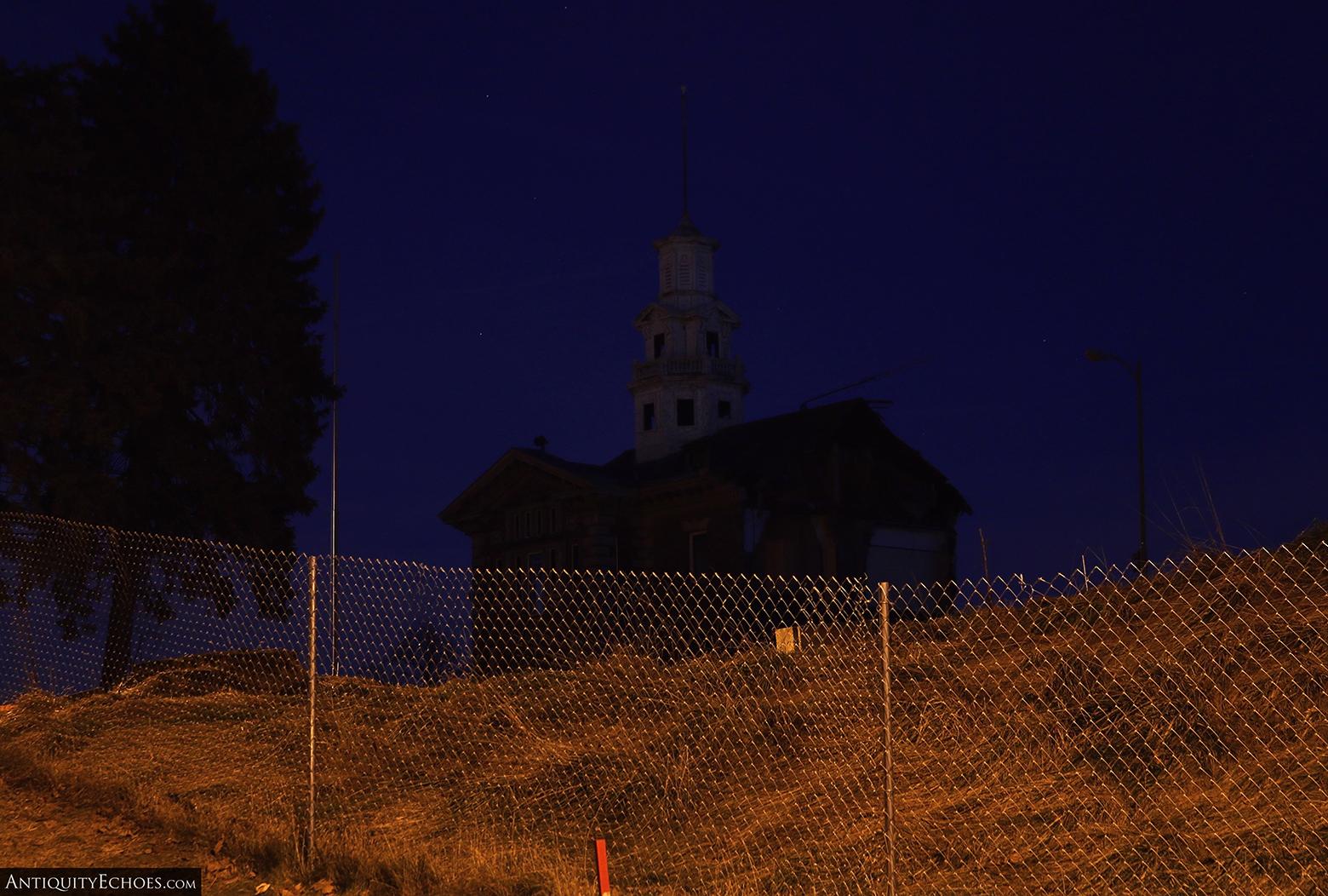 Allentown State Hospital - Demolition - The Last Night