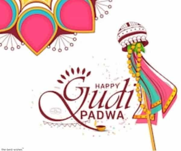 gudi padwa best wishes
