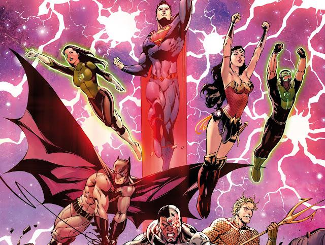justice league 2016