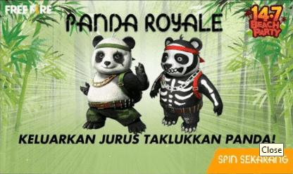 Mengalami Luka saat Bermain FF? PET Panda Solusinya!